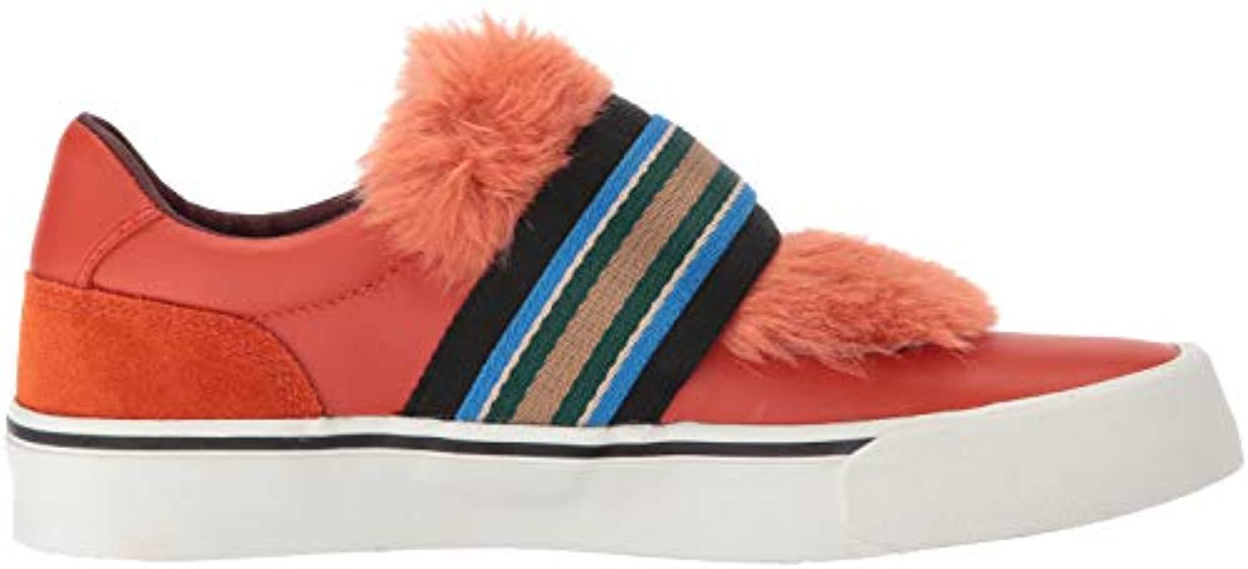 aa31d3e3c1d6 Lyst - DIESEL 355 S-flip Low Buckle W Sneaker