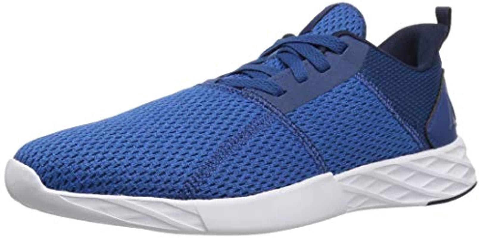 86d8353b657 Lyst - Reebok Astroride Strike Running Shoe in Blue for Men