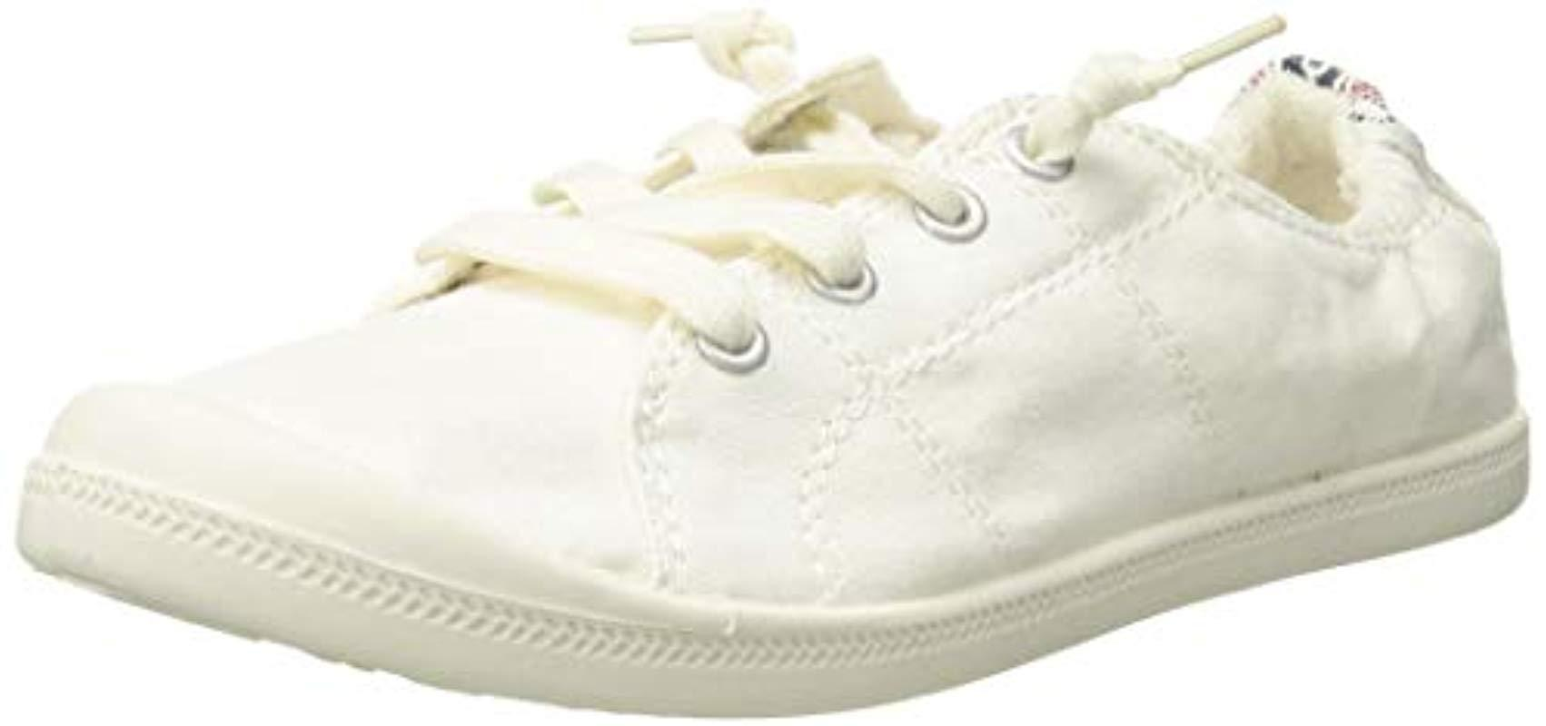 b5630e26826 Lyst - Steve Madden Baailey Athletic in White