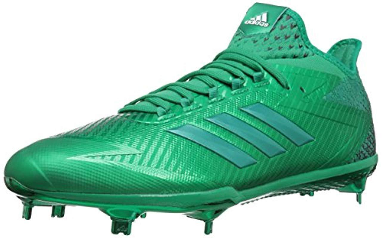 b51206d505b9 adidas Performance Adizero Afterburner 4 in Green for Men - Save 58 ...