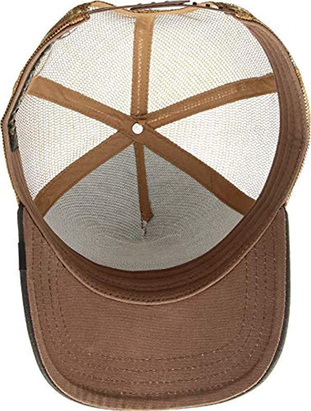 a692aee3ea1 Lyst - Goorin Bros Animal Farm Trucker Hat in Brown for Men