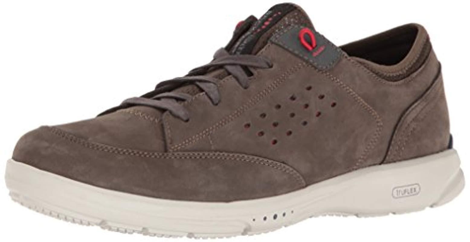 0e5f3190ca96 Lyst - Rockport Truflex Lace To Toe Sneaker in Green for Men - Save 60%