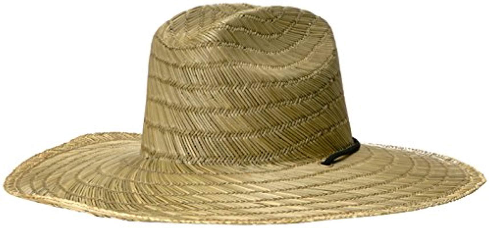0db21cab ... coupon code quiksilver multicolor destinado pierside sun hat for men  lyst. view fullscreen e9ef0 77f45