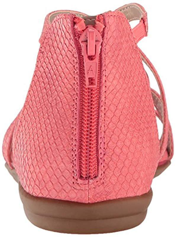 f250cb39286 Aerosoles - Pink Ocean Chlub Gladiator Sandal - Lyst. View fullscreen