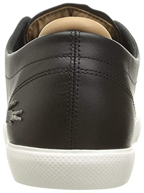 d908f14fb Lacoste - Black Espere 117 1 Sneaker for Men - Lyst. View fullscreen