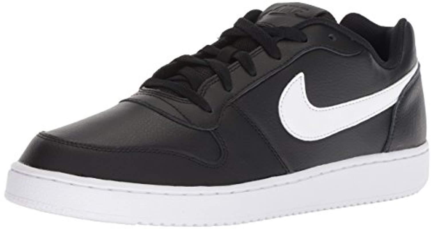 Lyst Nike Ebernon Negro Low Sneaker in Negro Ebernon for Hombre 3d28f6