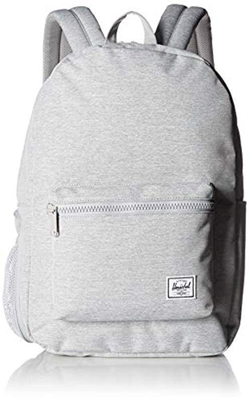 d2683d4ffe90 Lyst - Herschel Supply Co. Settlement Sprout Weekender Bag in Gray