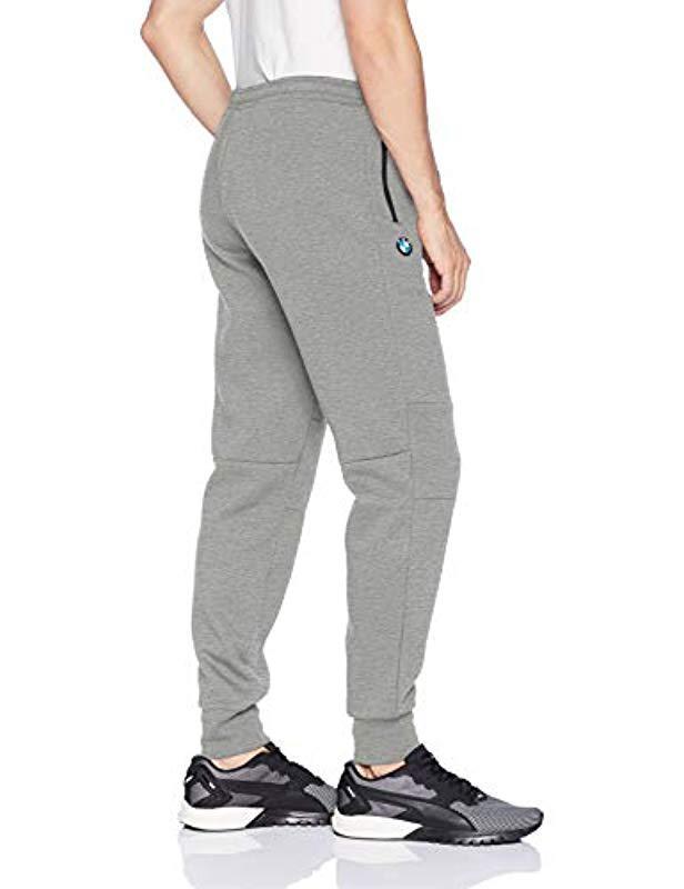 e48374d2c579 Lyst - Puma Bmw Motorsport Sweat Pants in Gray for Men