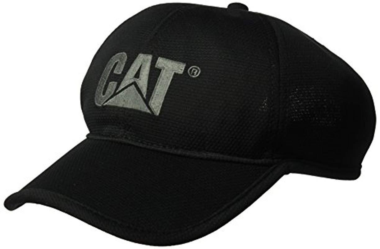 cbebf34abcb Lyst - Caterpillar Brockton Cap