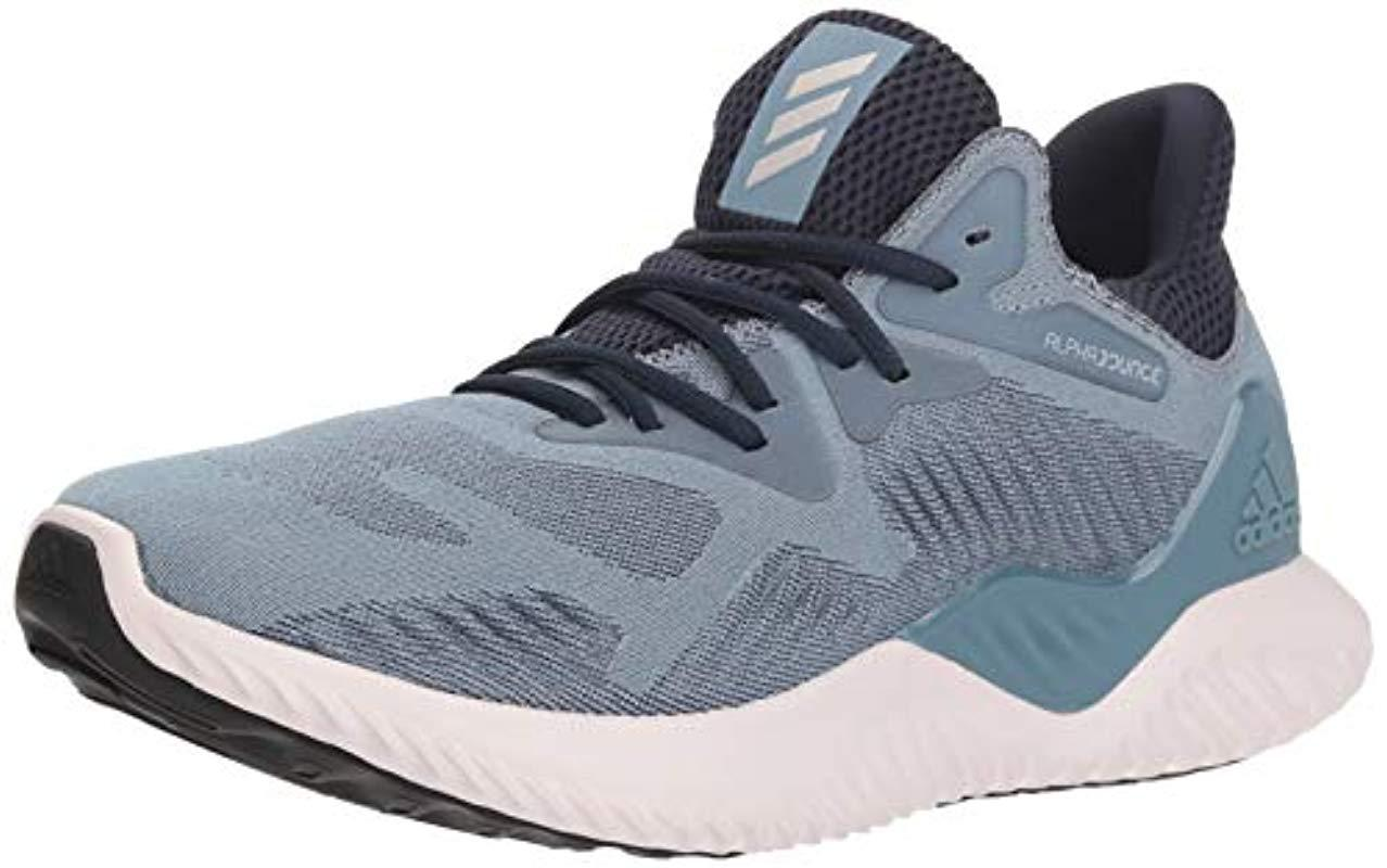 8813e13a5677b Lyst - adidas Alphabounce Beyond in Gray for Men