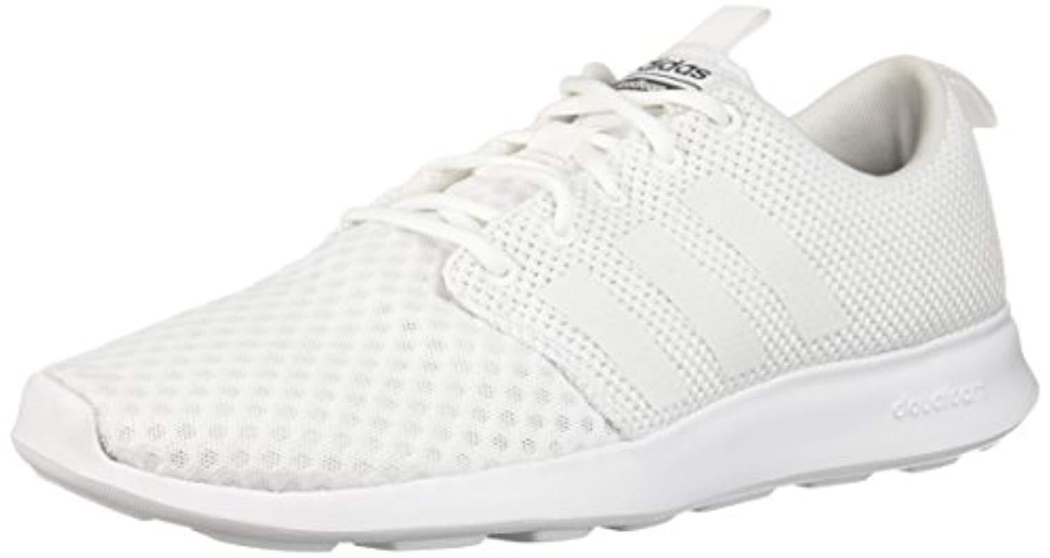 Lyst - adidas Cf Swift Racer Sneaker in White for Men - Save 30% d79b71bc8