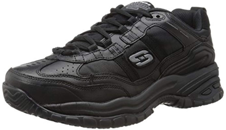 ce148a12e18c Lyst - Skechers For Work Soft Stride Mavin Slip Resistant Athletic ...