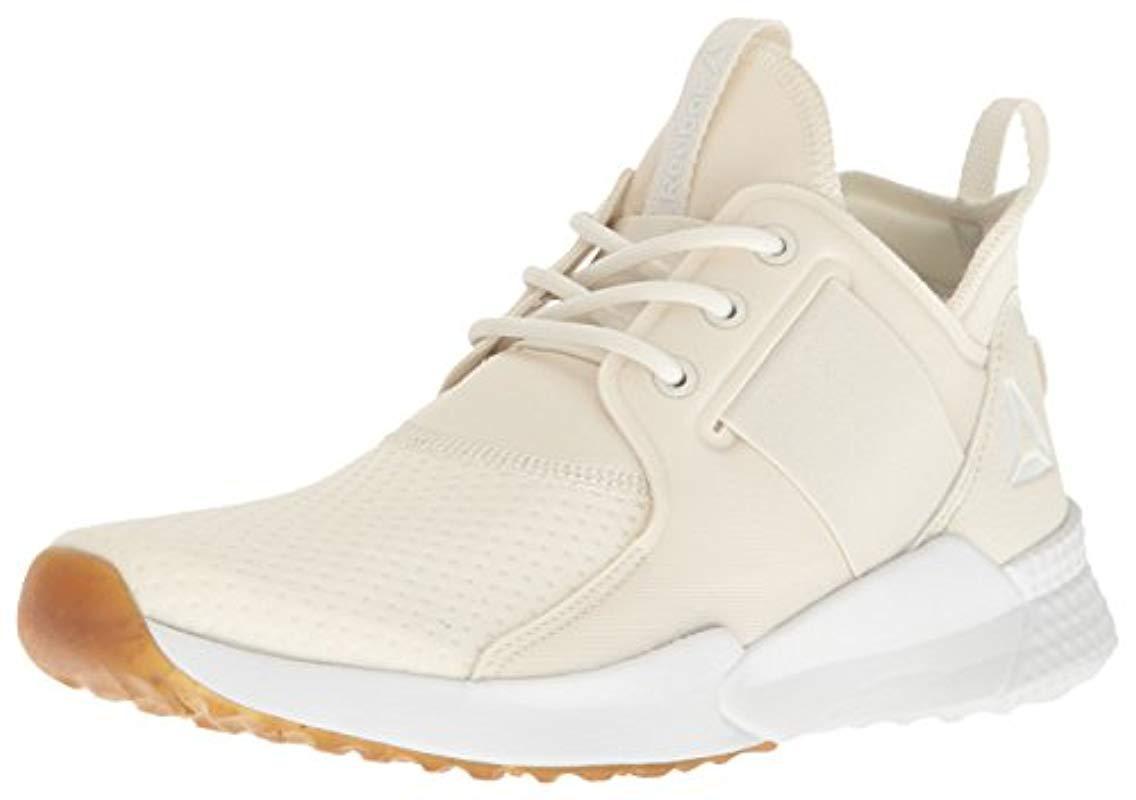 168afe7b8cb1 Lyst - Reebok Guresu 1.0 Running Shoe in White