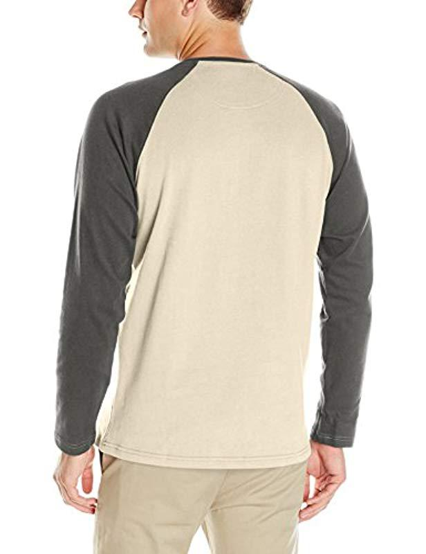 b15364ef7b1 Columbia Ward River Henley in Natural for Men - Save 4% - Lyst