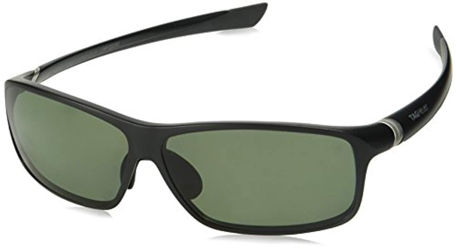 c5f7966a51876 Lyst - Tag Heuer 66 6024 301 661203 Polarized Square Sunglasses ...