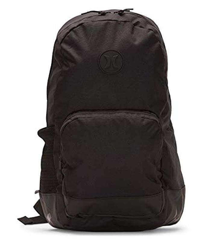 f7179c9c0f Lyst - Hurley Blockade Ii Solid Durable Laptop Travel Backpack Bag ...