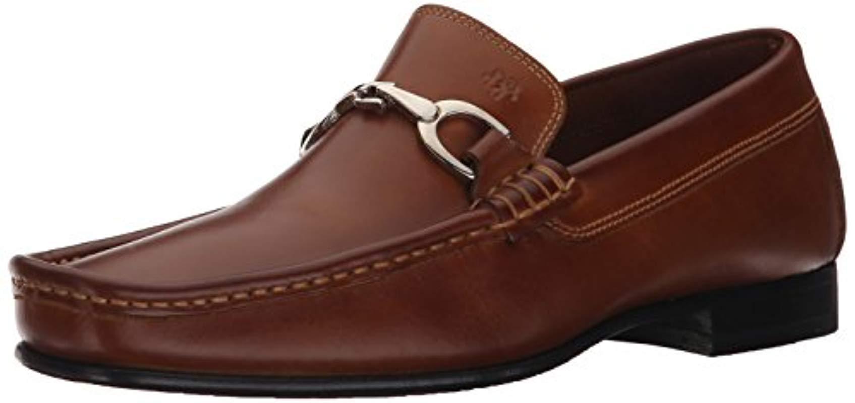 63845b7ded1 Lyst - Donald J Pliner Darrin (saddle 2) Men s Slip On Shoes in ...