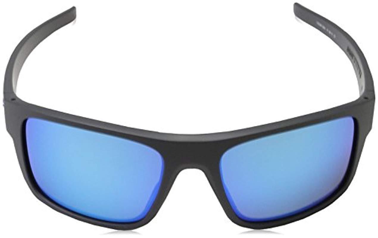 36f5e5b9d1db Oakley - Blue Drop Point Prizm Sunglasses - Lyst. View fullscreen