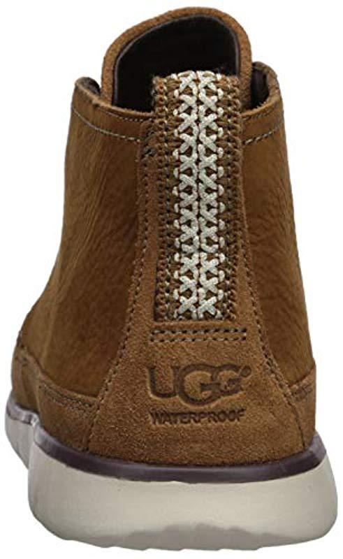 242258532e4 Lyst - UGG Freamon Waterproof Chukka Boot in Brown for Men