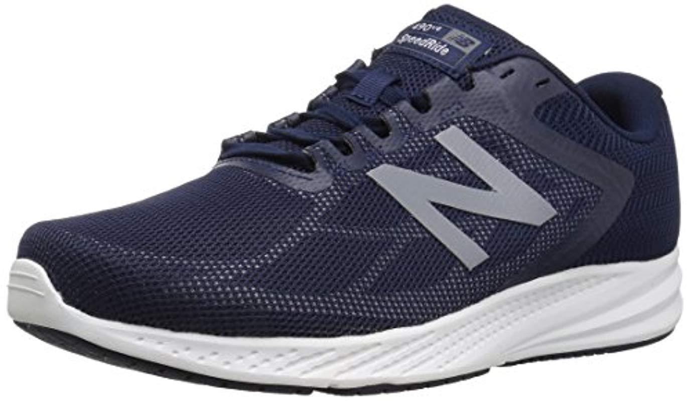 big sale e6965 5e78d New Balance 490 Running Shoes in Blue for Men - Save 66% - Lyst