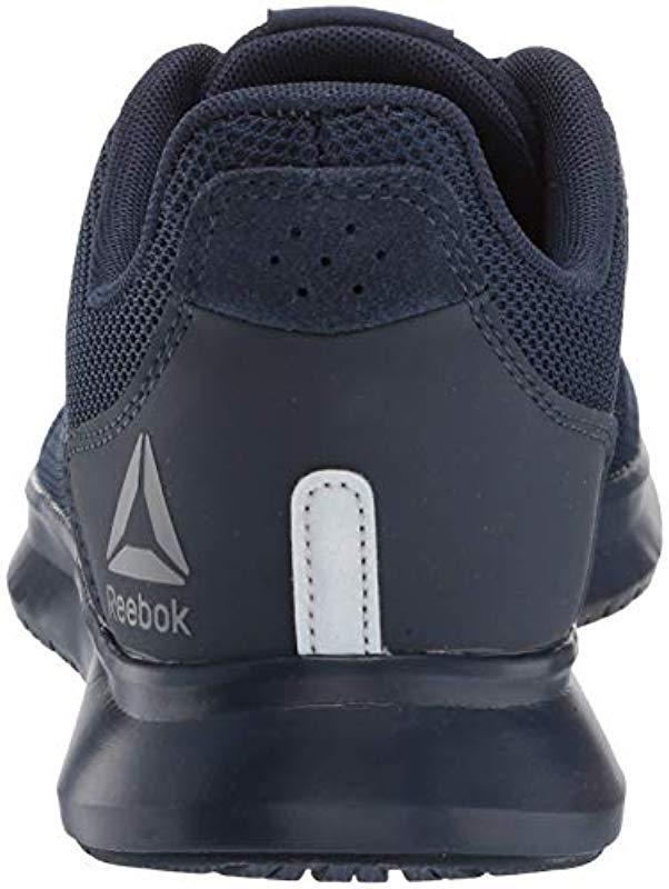 017e6bb8a Lyst - Reebok Instalite Lux Running Shoe in Blue for Men