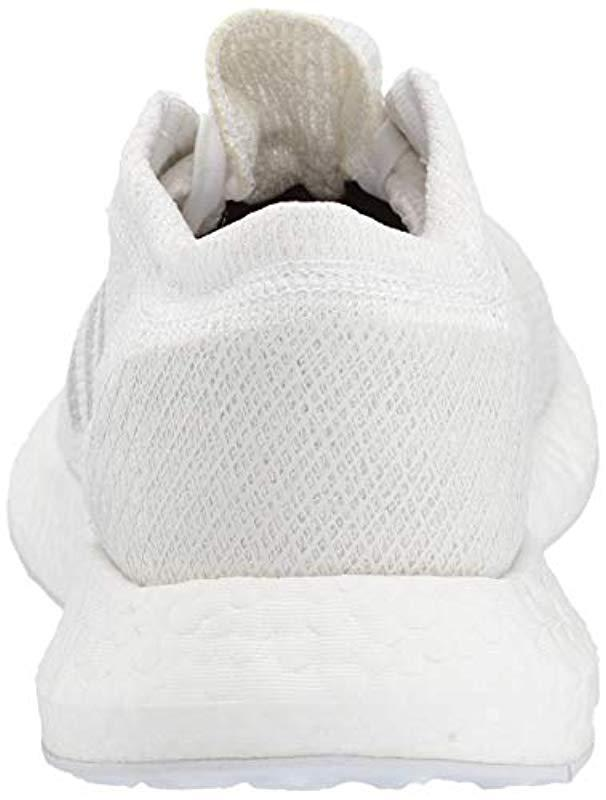 d295f2b98 Lyst - adidas Pureboost Go White Running Shoes (f35787) in White for Men