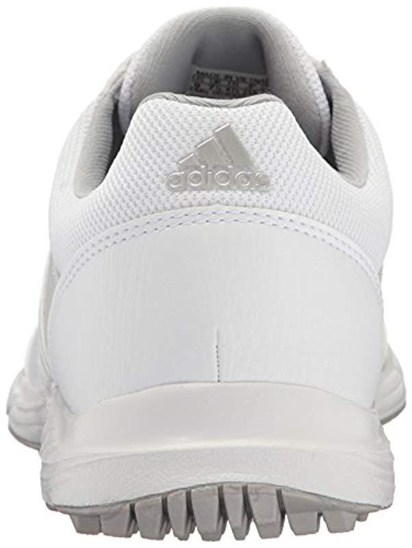 Lyst - adidas W Tech Response Golf Shoe in White - Save 20% 0ffe2d0e6d0