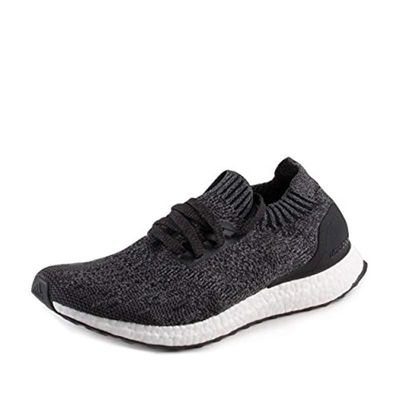 7dc31b13d5204 Lyst - Adidas Ultraboost Uncaged in Black for Men