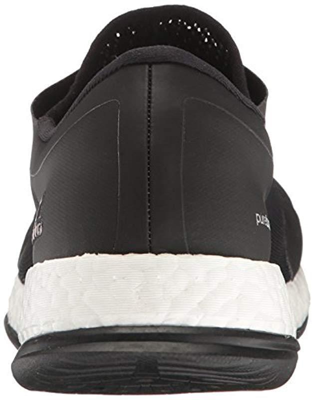 7410b365ecdb35 Lyst - adidas Pure Boost X Tr Zip Cross-trainer Shoe in Black