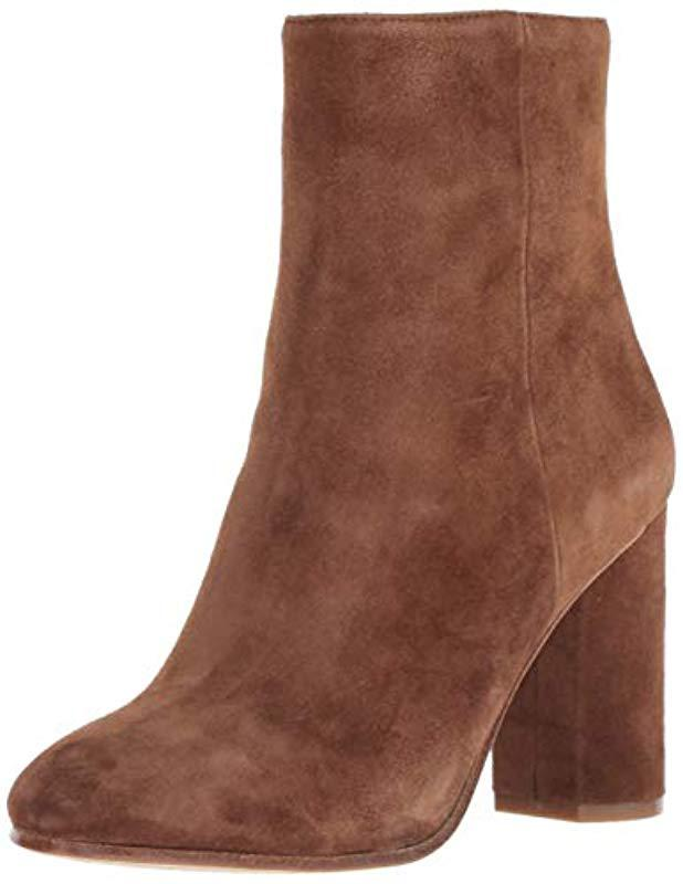 058758db5b Joie Lara Ankle Boot in Brown - Lyst