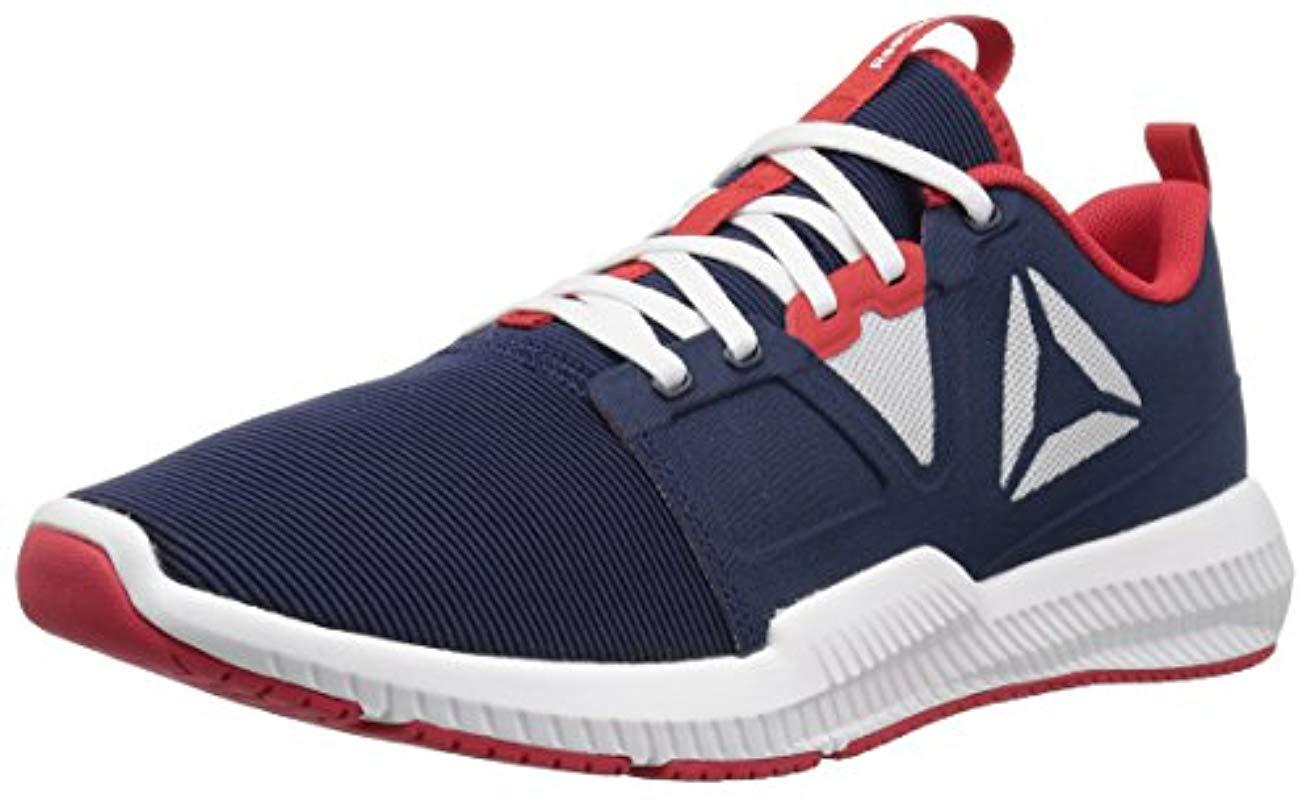 0d3ce1a4fa1 Lyst - Reebok Hydrorush Tr Sneaker in Blue for Men - Save 31%