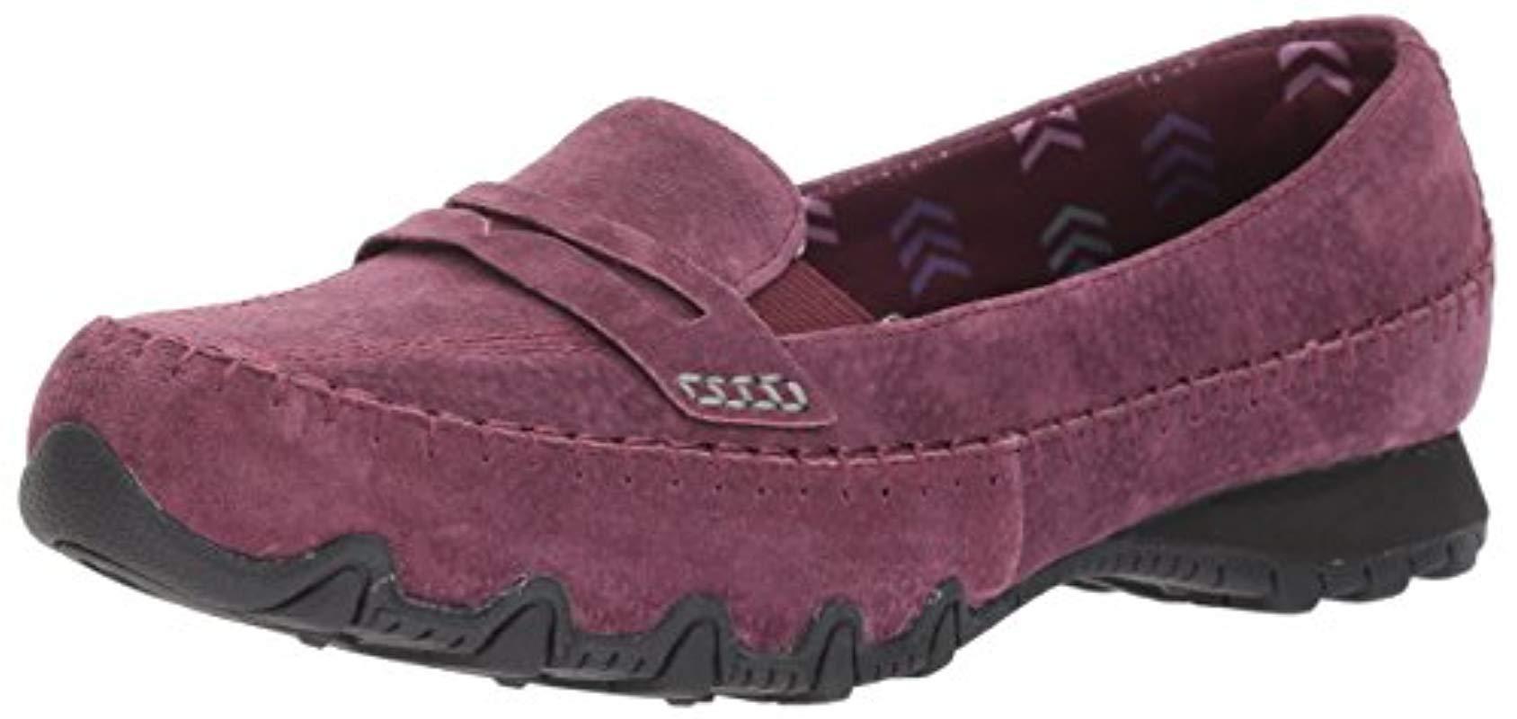 7761b35e129 Lyst - Skechers Bikers-penny Lane Loafer in Purple
