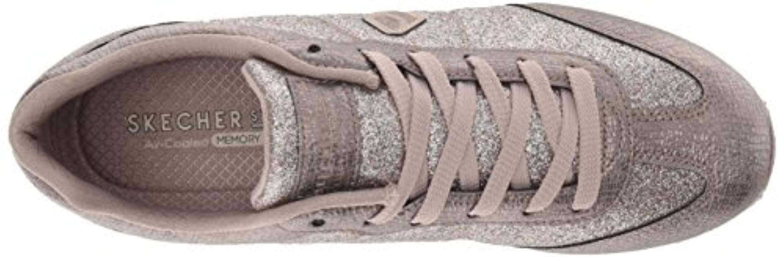 c9628d9b592 Lyst - Skechers Highrise-glitter T Toe Sneaker