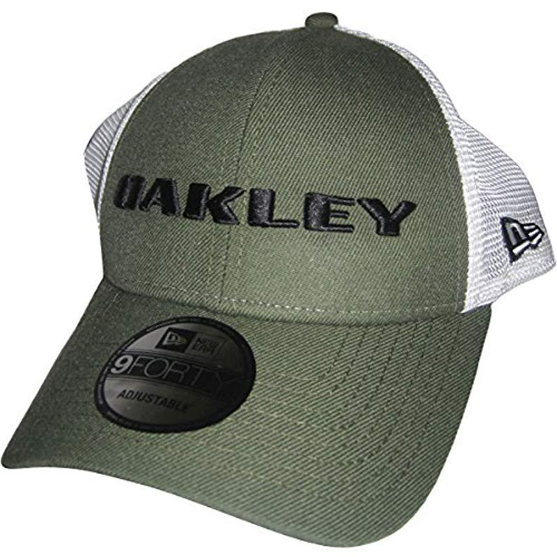 fee7eb07 ... wholesale oakley. mens green heather new era hat 83295 6c830