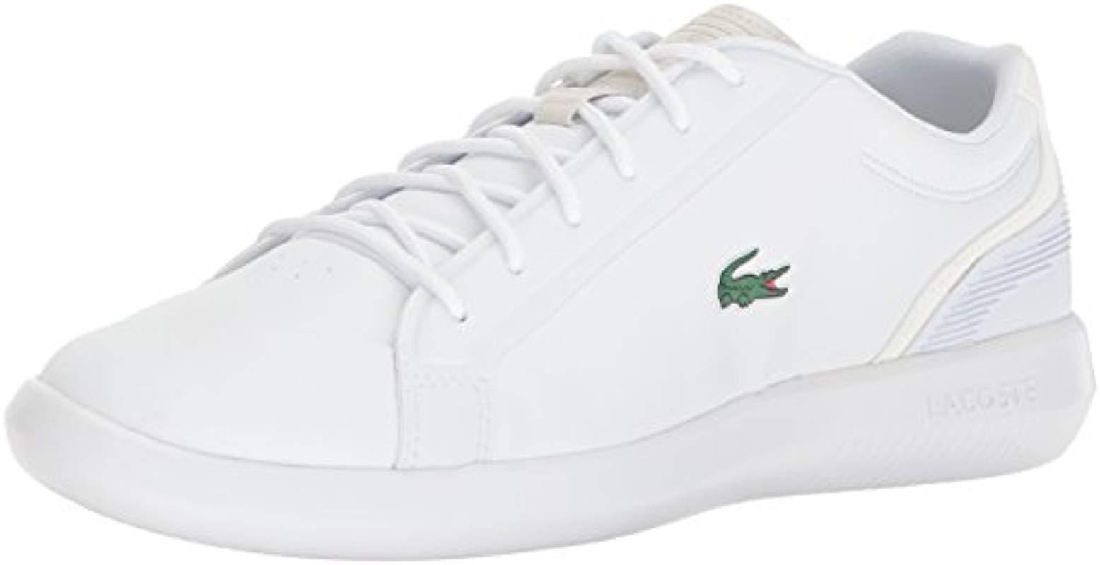 38dc732a997eee Lyst - Lacoste  s Avantor Sneakers in White for Men