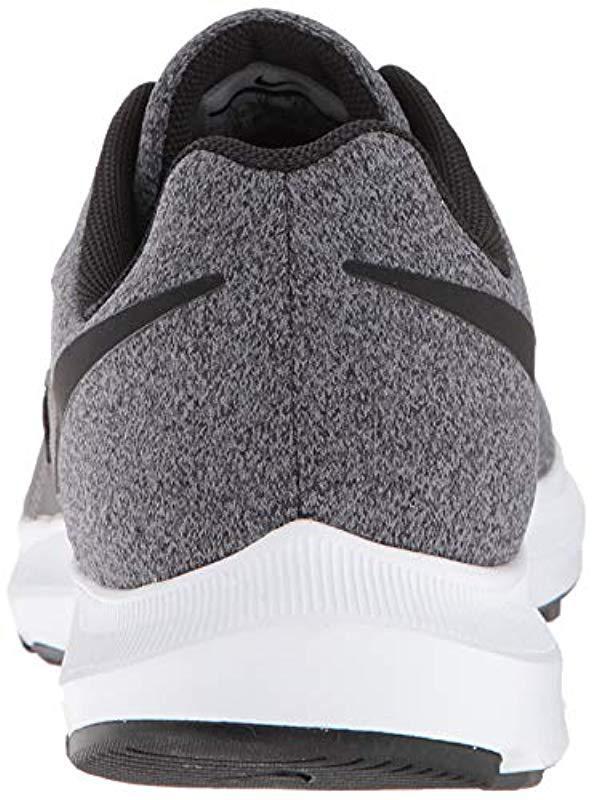 05b2da3e3e073 Lyst - Nike Swift Running Shoe in Black for Men