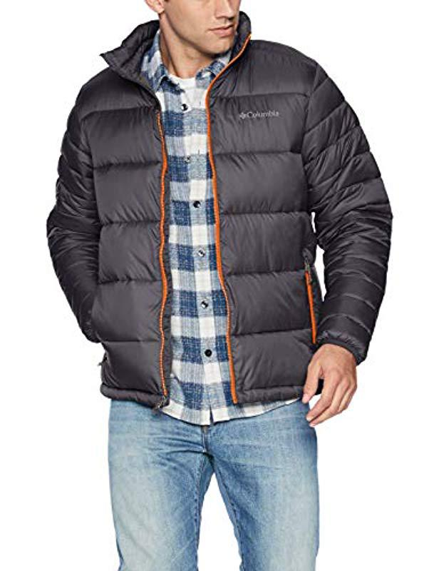 Lyst - Columbia Frost Fighter Insulated Puffer Jacket for Men