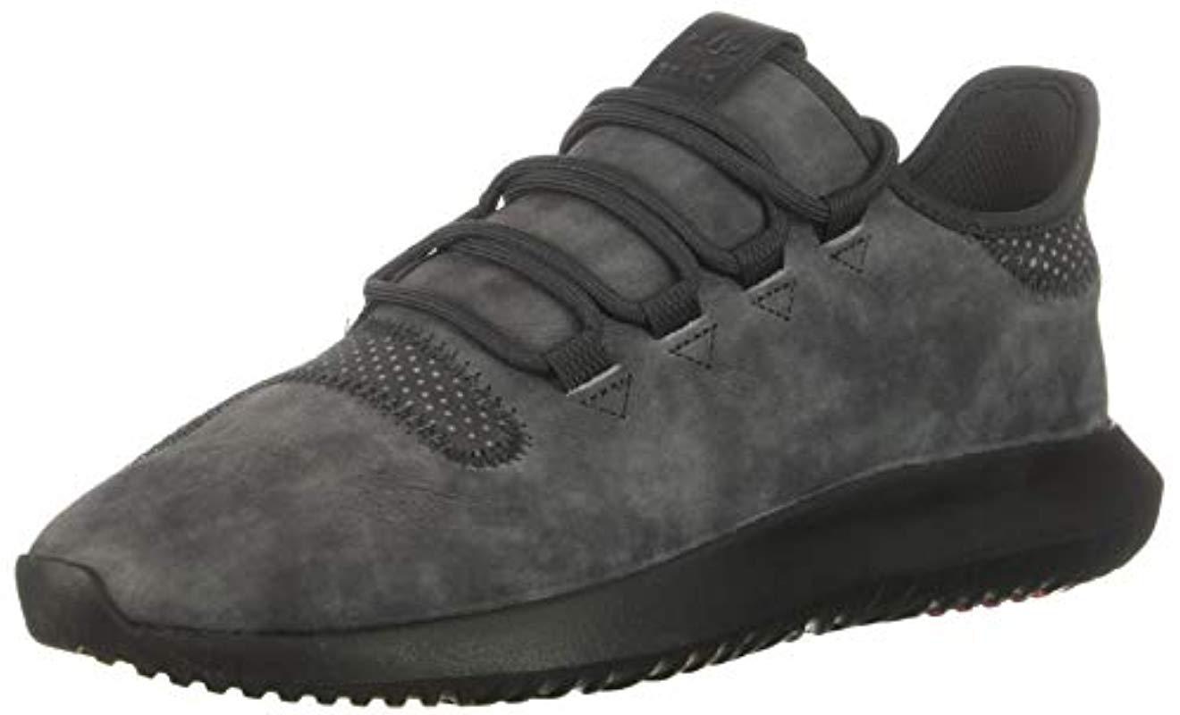 buy popular 28c3b 8c81e Women's Black Tubular Shadow Running Shoe