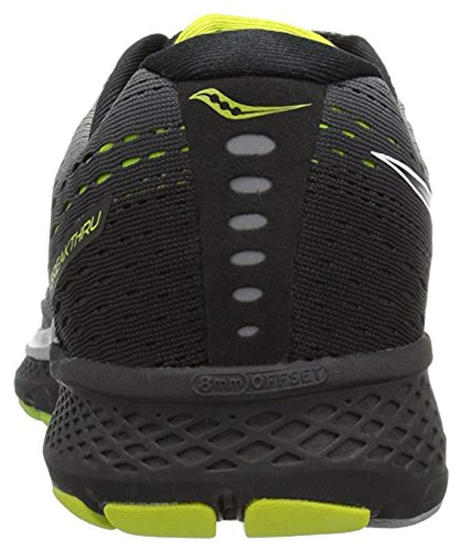 447687854d41 Lyst - Saucony Breakthru 3 Running Shoe in Gray for Men - Save 57%