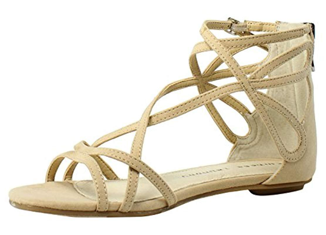 ce38b2115c7c Chinese Laundry - Multicolor Penny Gladiator Sandal - Lyst. View fullscreen
