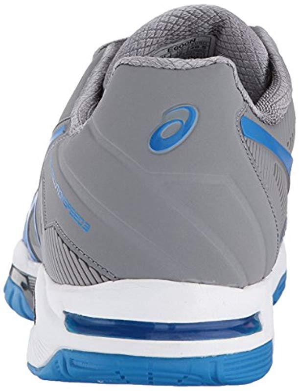 the latest 4216e 9e5b3 Lyst - Asics S Gel-solution Speed 3 Tennis Shoe in Blue for Men - Save 14%