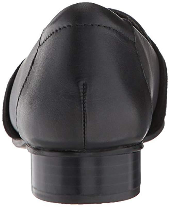5b05c8e9c18 Lyst - Clarks Juliet Rose Loafer in Black - Save 44%