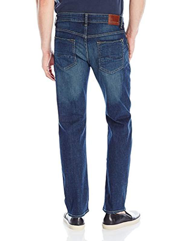 84b67806 Lyst - Lee Jeans Modern Series Straight Fit Jean in Blue for Men - Save 8%