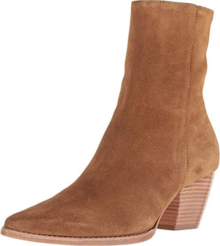 1a3a35844bd4 Lyst - Matisse Caty Boot in Brown
