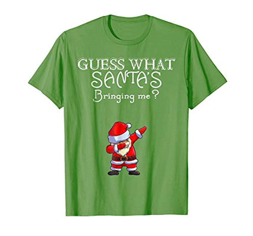 lyst guess santa s bringing me christmas pregnancy announcement
