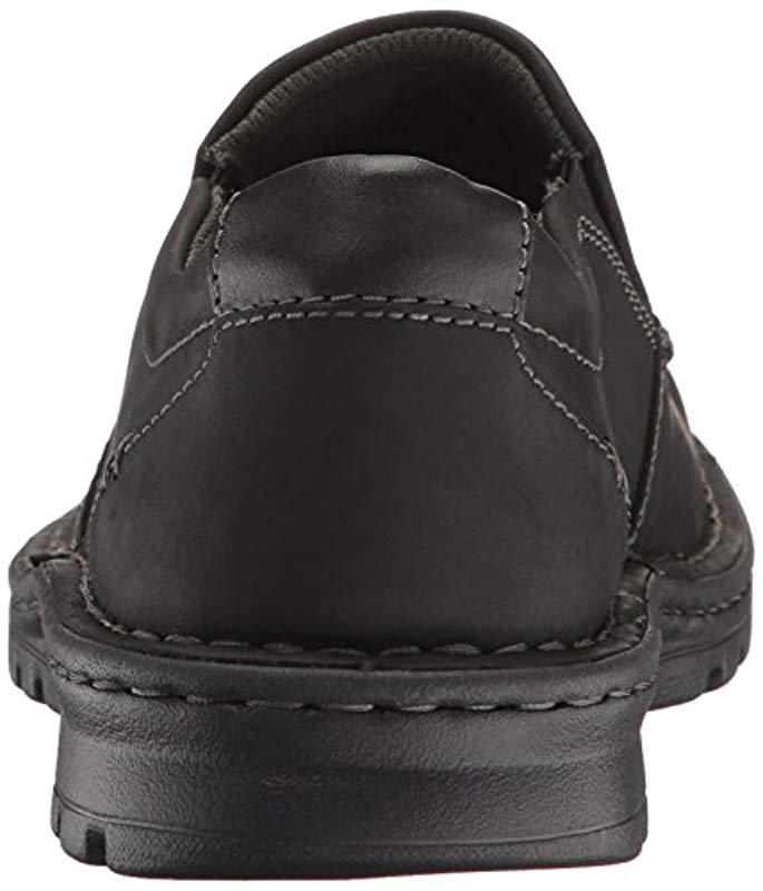 76dac24d0ae Lyst - Clarks Vanek Step Loafer in Black for Men - Save 58%