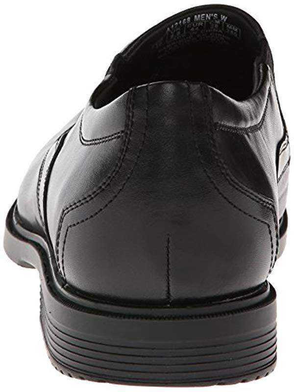 4008bd2b868 Lyst - Rockport City Smart Bike Toe Slip-on Loafer in Black for Men - Save  41%