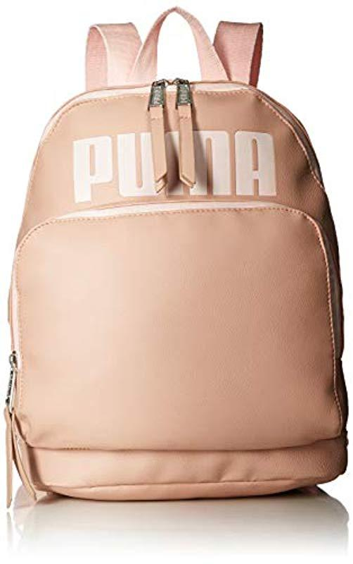 5d8dacb3c19 Lyst - PUMA Evercat Royale Backpack in Pink - Save 53%