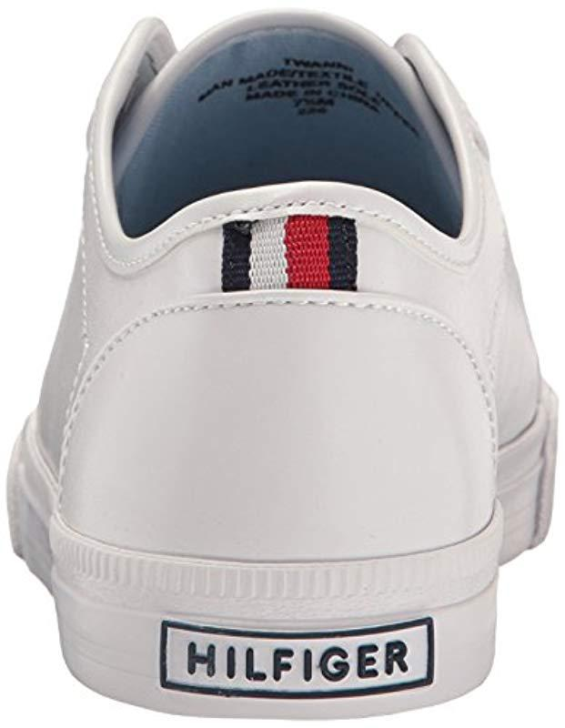 e07a1a8e9a137 Lyst - Tommy Hilfiger Anni Sneaker in White - Save 27%