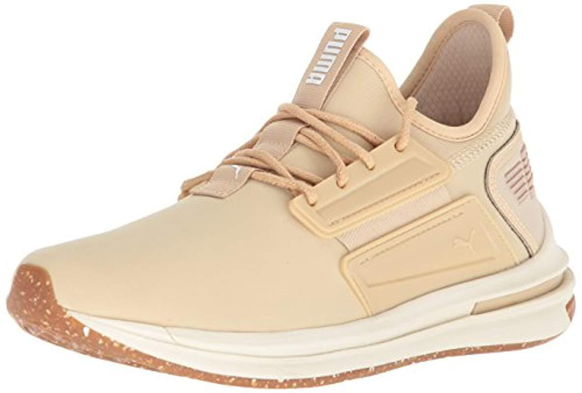 Lyst - PUMA Ignite Limitless Sr Nature Sneaker in Natural for Men ... a25fa491a
